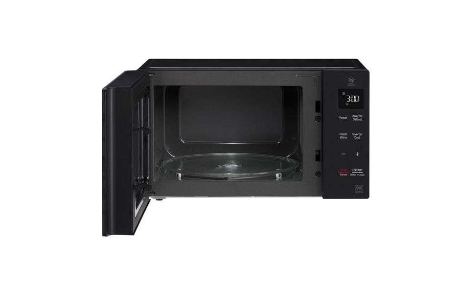 Lg Microwaves Ms2536db 25l Inverter Microwave Oven Lg