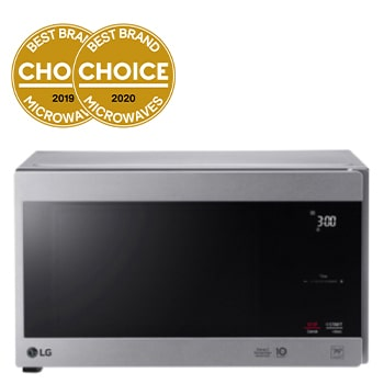 LG NeoChef MS2596OS Microwave Oven1