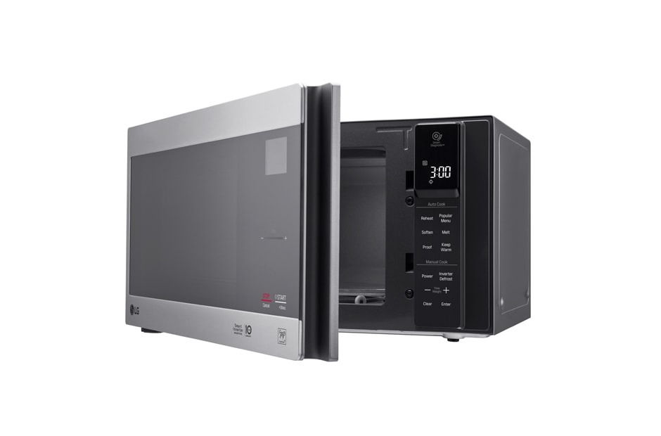 LG Microwave Ovens MS2596OS thumbnail +4