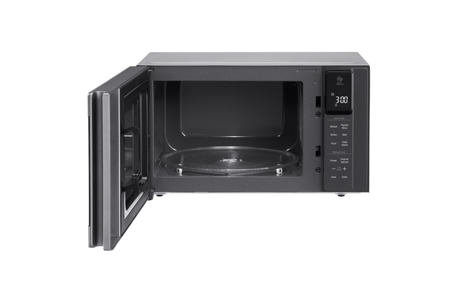 LG Microwave Ovens MS4296OSS thumbnail 3