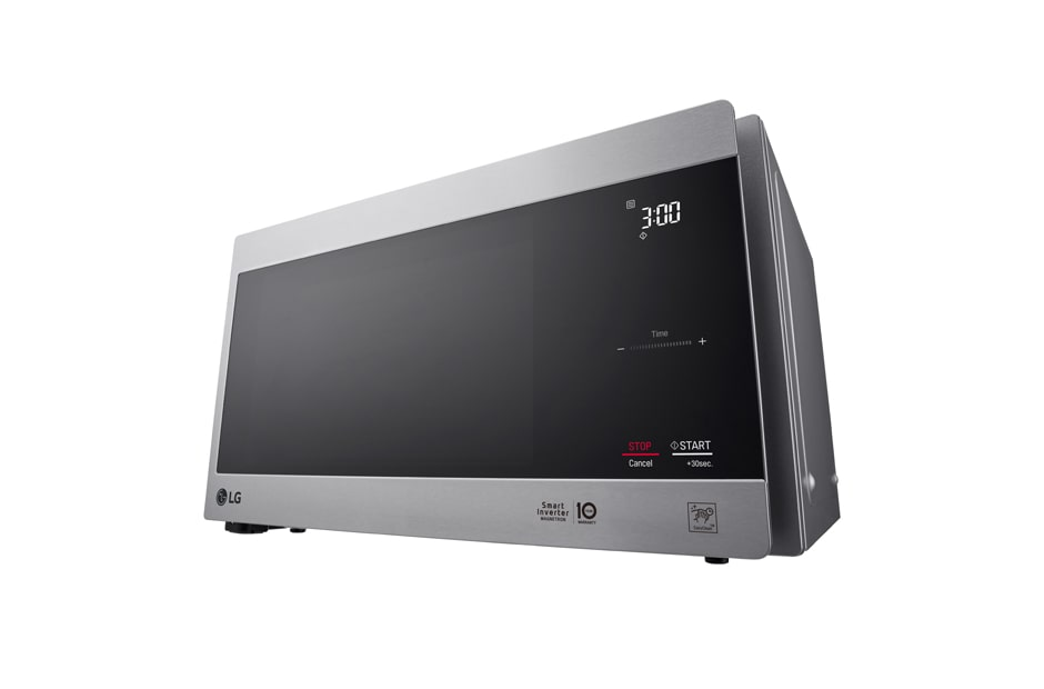 LG Microwave Ovens MS4296OSS thumbnail +3
