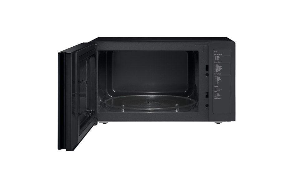 LG Microwave Ovens MS4266OBS thumbnail 3