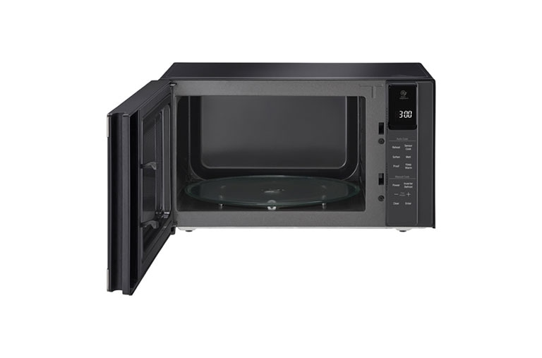 LG Microwave Ovens MS4296OBSS thumbnail 3