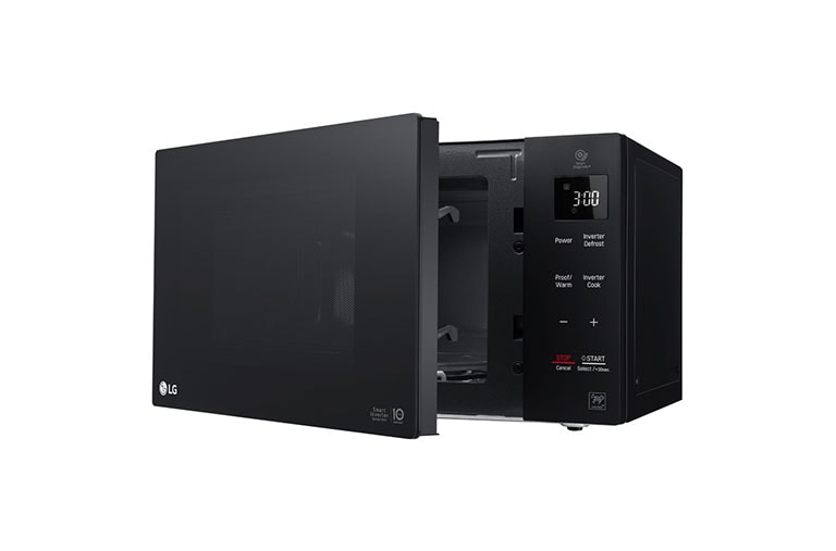 LG Microwave Ovens MS2336DB thumbnail +3