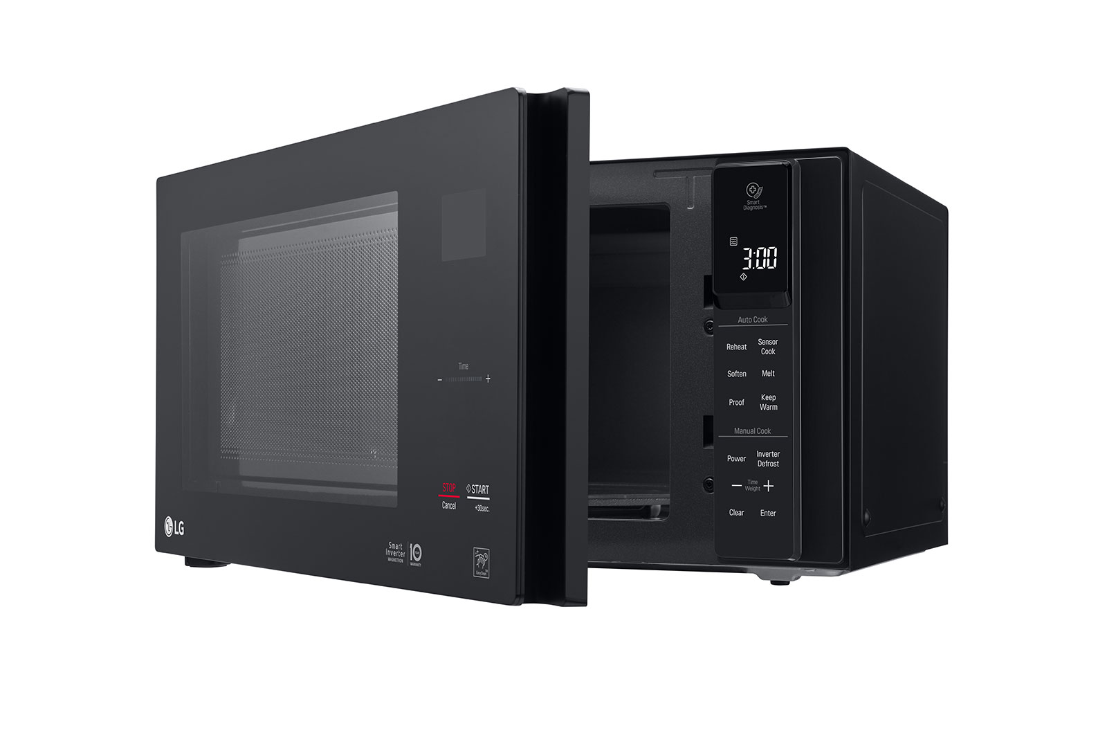 LG Microwaves | MS4296OBC 42L Inverter Microwave Oven | LG
