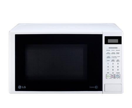 white microwave oven 20l white microwave oven ms2042d crispy juicy    Used White Microwave