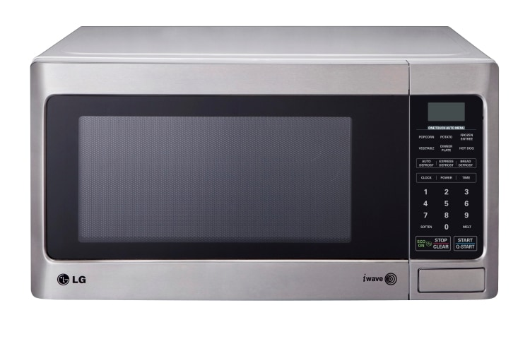 LG Microwave Ovens MS3042X thumbnail 1