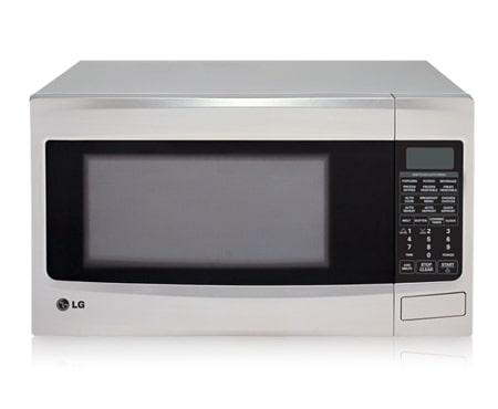 Ms3446vrl 34l Stainless Steel Round Cavity Microwave Oven