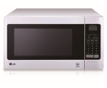 Ms4042gr 40l White Rounded Corner Cavity Microwave Oven