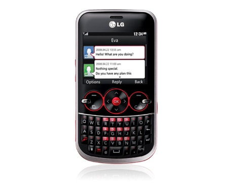 LG Smartphones Slim & Trendy QWERTY phone with 2MP Camera 1
