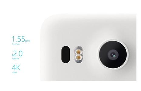 A 12 Megapixel camera