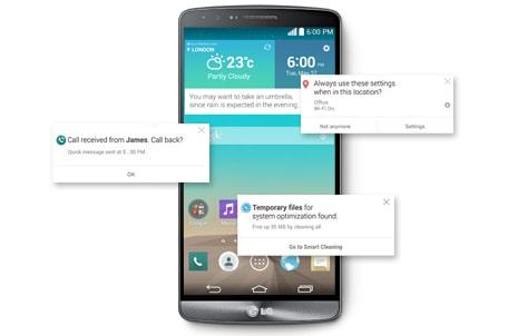 Mart Selfiemaker Smart LG G3/Monopod Purple s