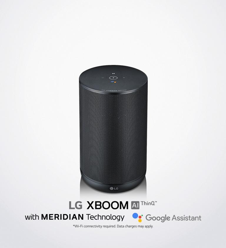 Smart Speakers: ThinQ Speaker with Google Assistant  LG Australia