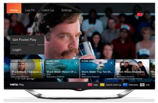 how to download foxtel app on lg tv