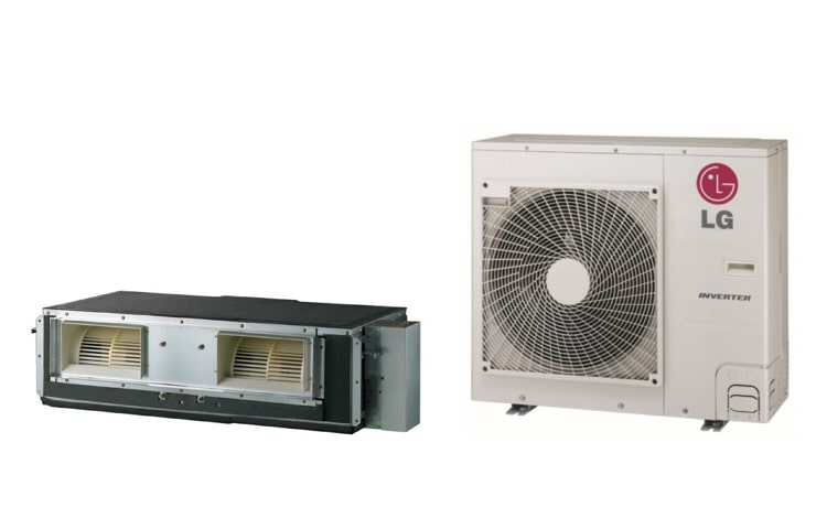 LG Home Air Conditioning B24AWYNGMH thumbnail 1