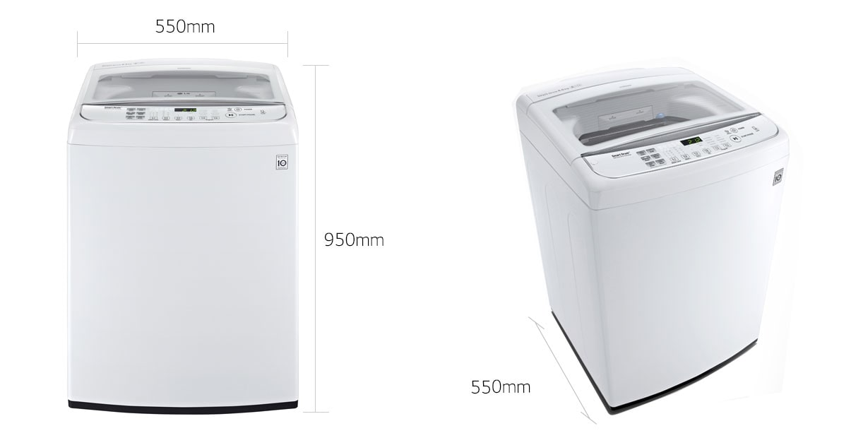 Lg Top Load Washing Machines Wtg6530w Top Loader Lg