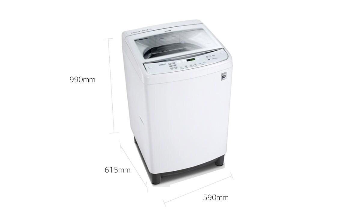 Lg Top Load Washing Machines Wtg7532w Top Loader Lg