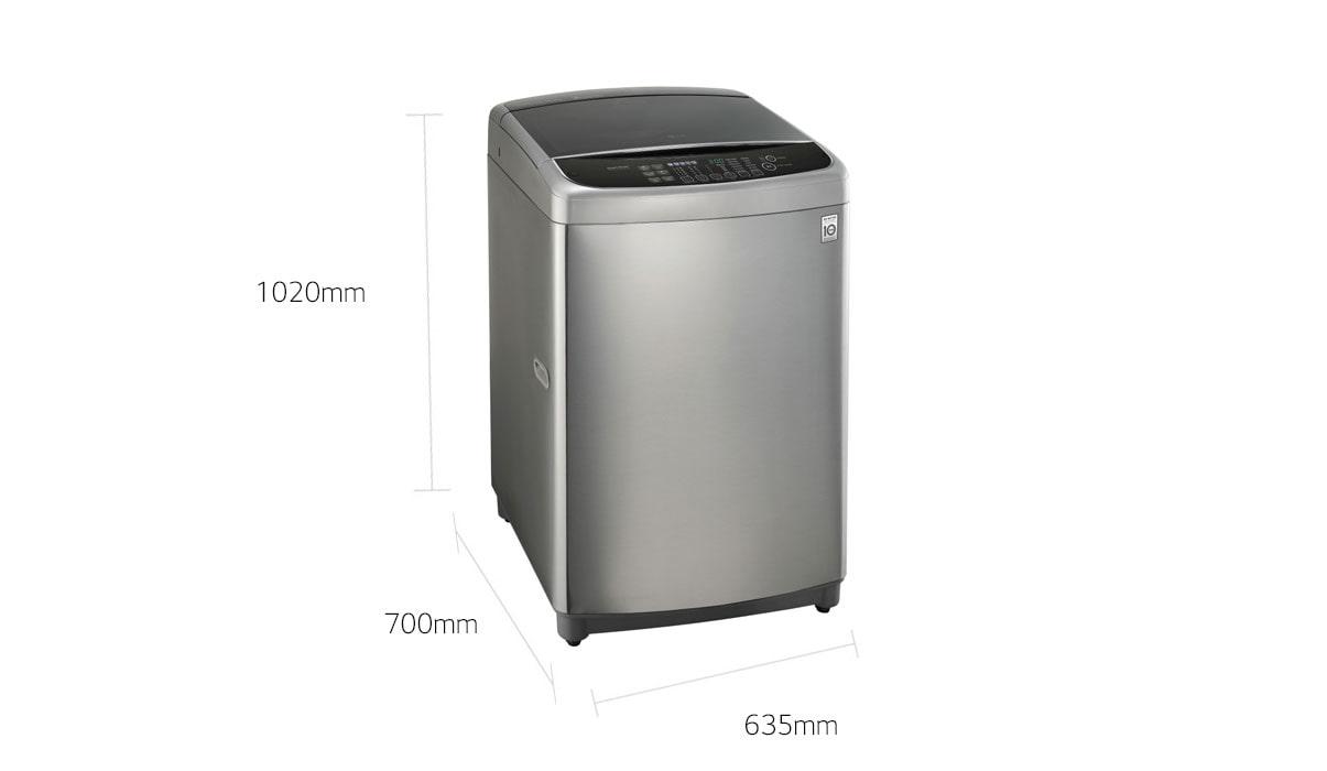 Lg Top Load Washing Machines Wtg9532vh Top Loader Lg
