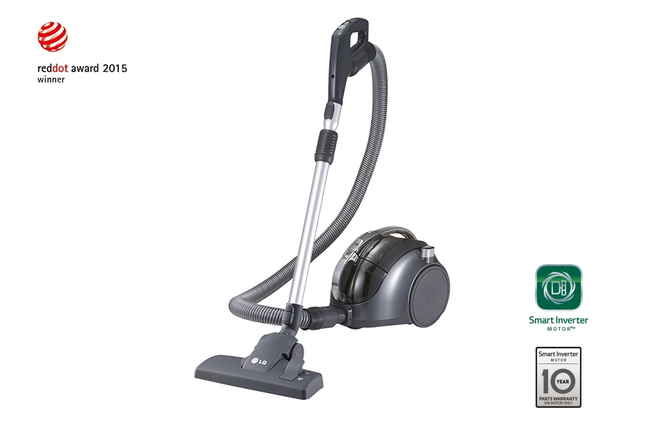 Lg Cordless Canister Vacuum Cleaner