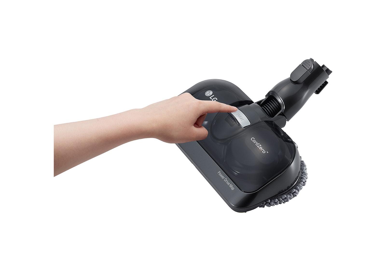 LG CordZero A9ULTIMATE | Cordless Handheld Stick Vacuum