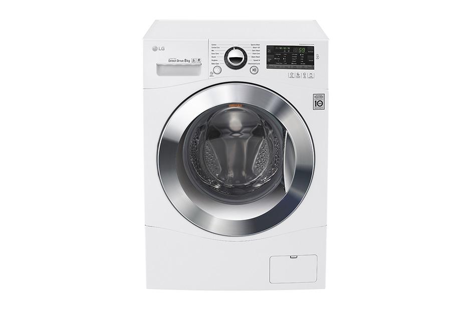 wd14024d6 8kg 6 motion direct drive front load washer lg australia. Black Bedroom Furniture Sets. Home Design Ideas