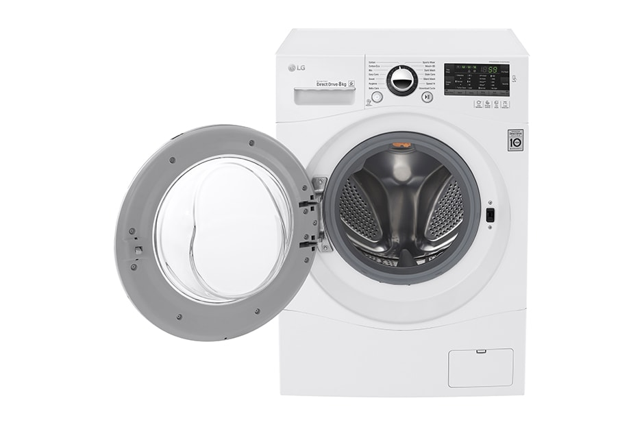 Wd14024d6 8kg 6 Motion Direct Drive Front Load Washer