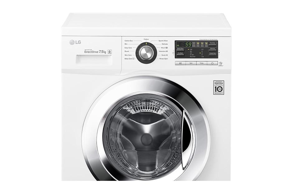 Lg Front Load Washing Machines Wd14022d6 Front Loader