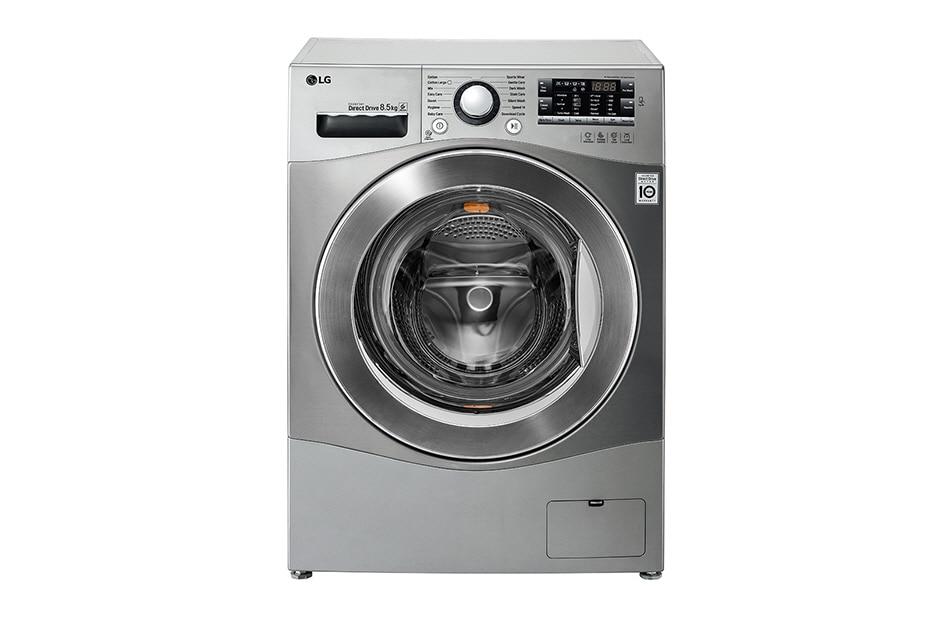 Lg Wd14135d6 8 5kg Front Loader Washing Machine Lg