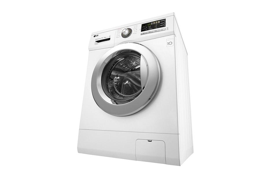 LG WD1402CRD6 - 7 5kg/4kg Front Loader Washing Machine/Dryer