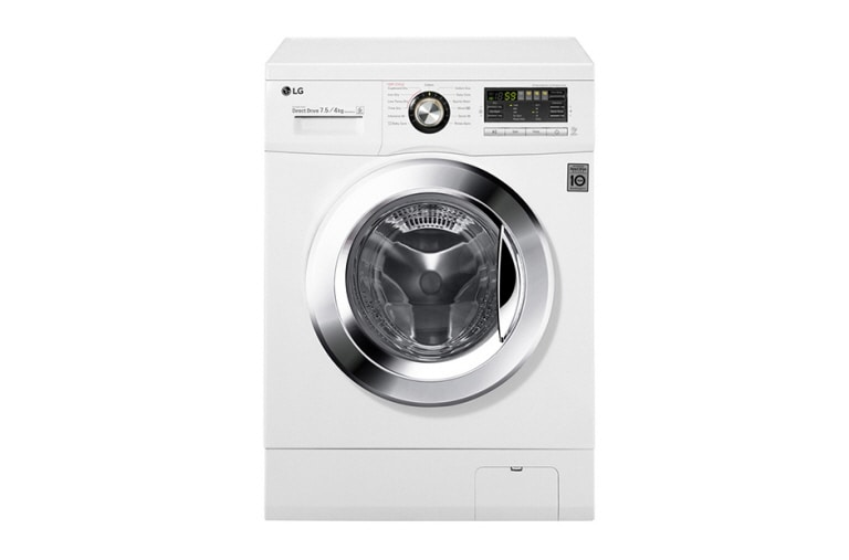 LG Washing Machines WD1402CRD6 thumbnail 1