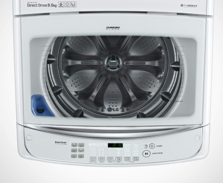 LG Washing Machines WTG9532WH thumbnail 3