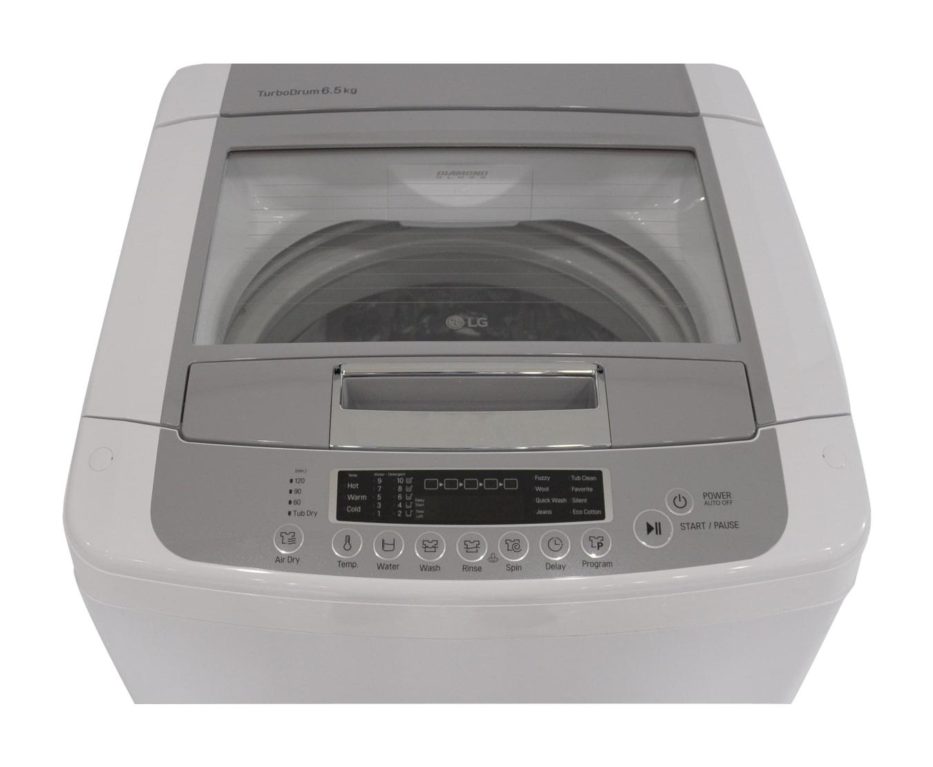 LG Top Load Washing Machines | WF-T8582 Top Loader | LG