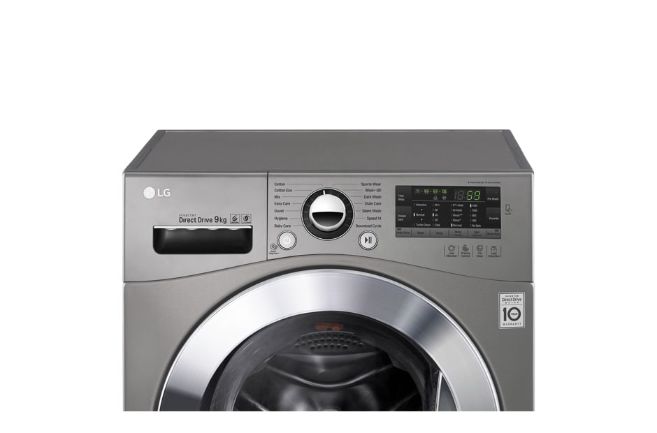 LG Washing Machines WD1409NPE thumbnail 3