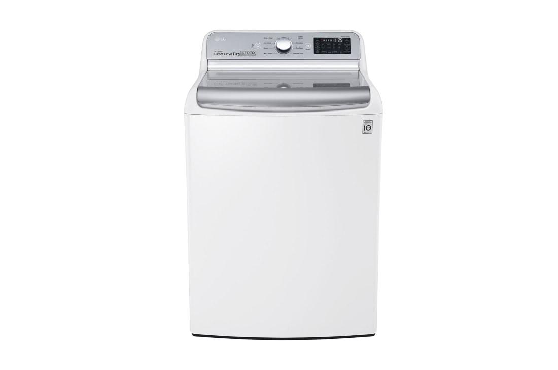 LG Top Load Washing Machines   WTR1132WF Top Loader   LG ...