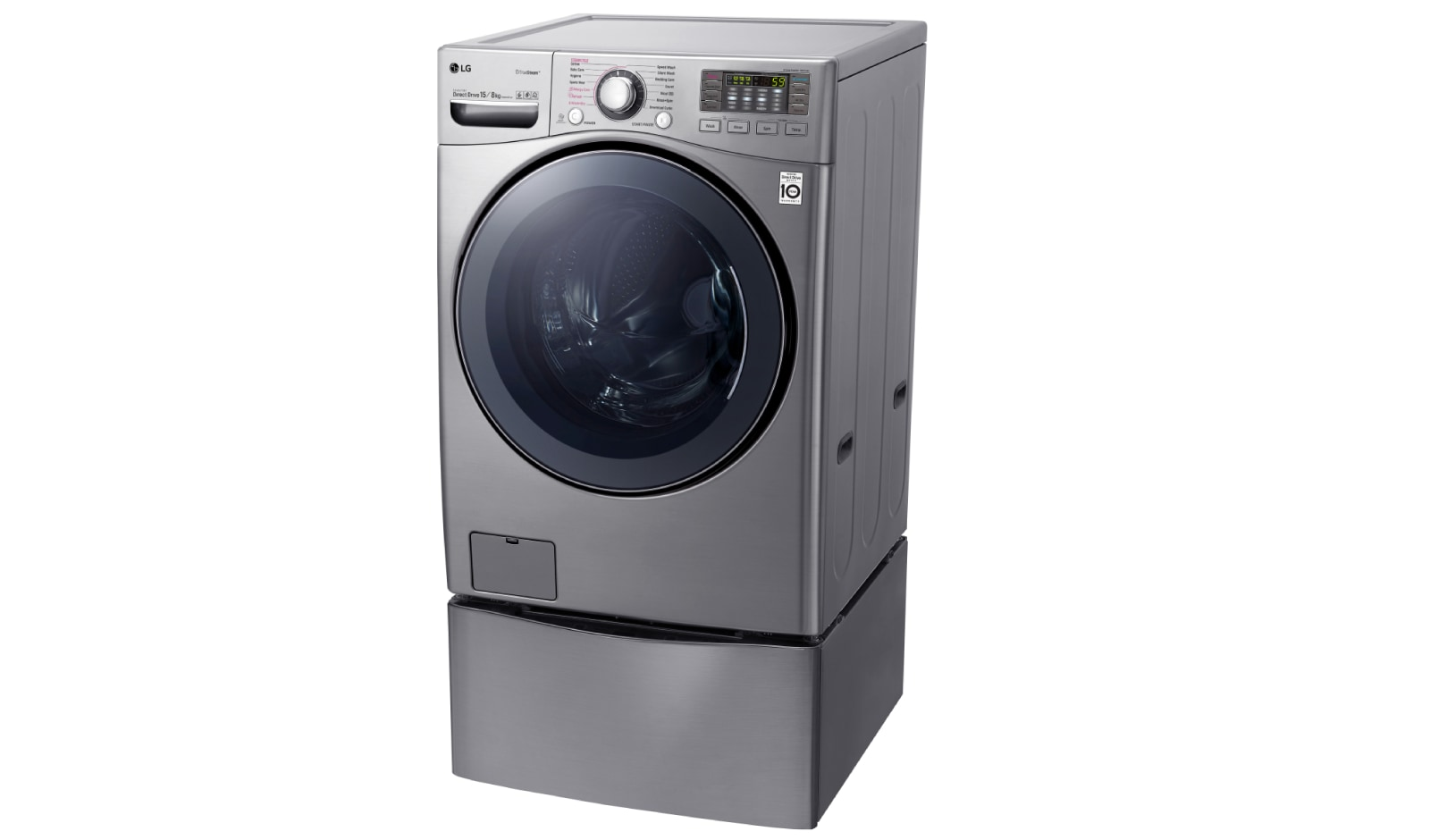 LG TWINWash | TWIN171215S Twin Load Washing Machine | LG Australia
