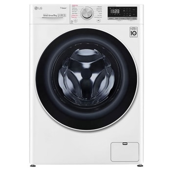 9kg Front Load Washing Machine with Steam1