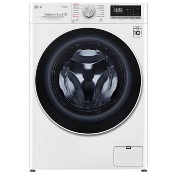 7.5kg Front Load Washing Machine with Steam1