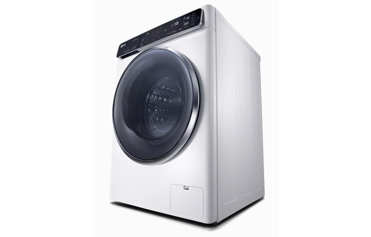 lave linge 10 kg lg nous quipons la maison avec des. Black Bedroom Furniture Sets. Home Design Ideas
