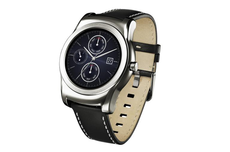 "Smartphones 1.3"" Pouces Ecran Full Circle P-OLED 