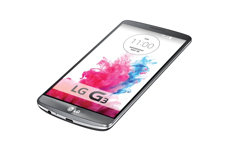 "Smartphones LG G3 | 4G | ECRAN Quad HD IPS 5,5"" (14,7CM) 