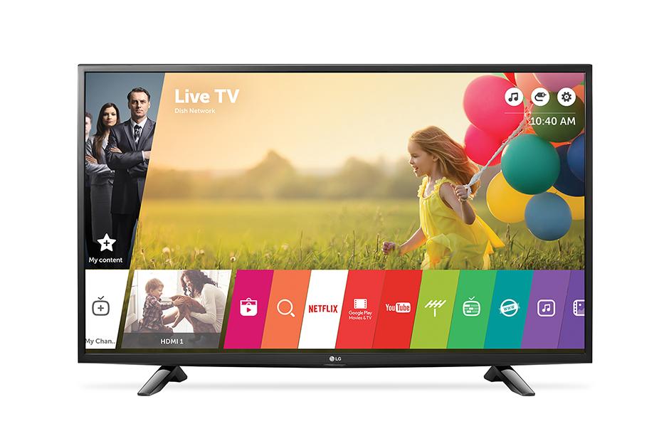 LG 43 (108 cm) Class   Ultra HD TV 4K   Design ultra fin   HDR Pro ... e278beaae51b