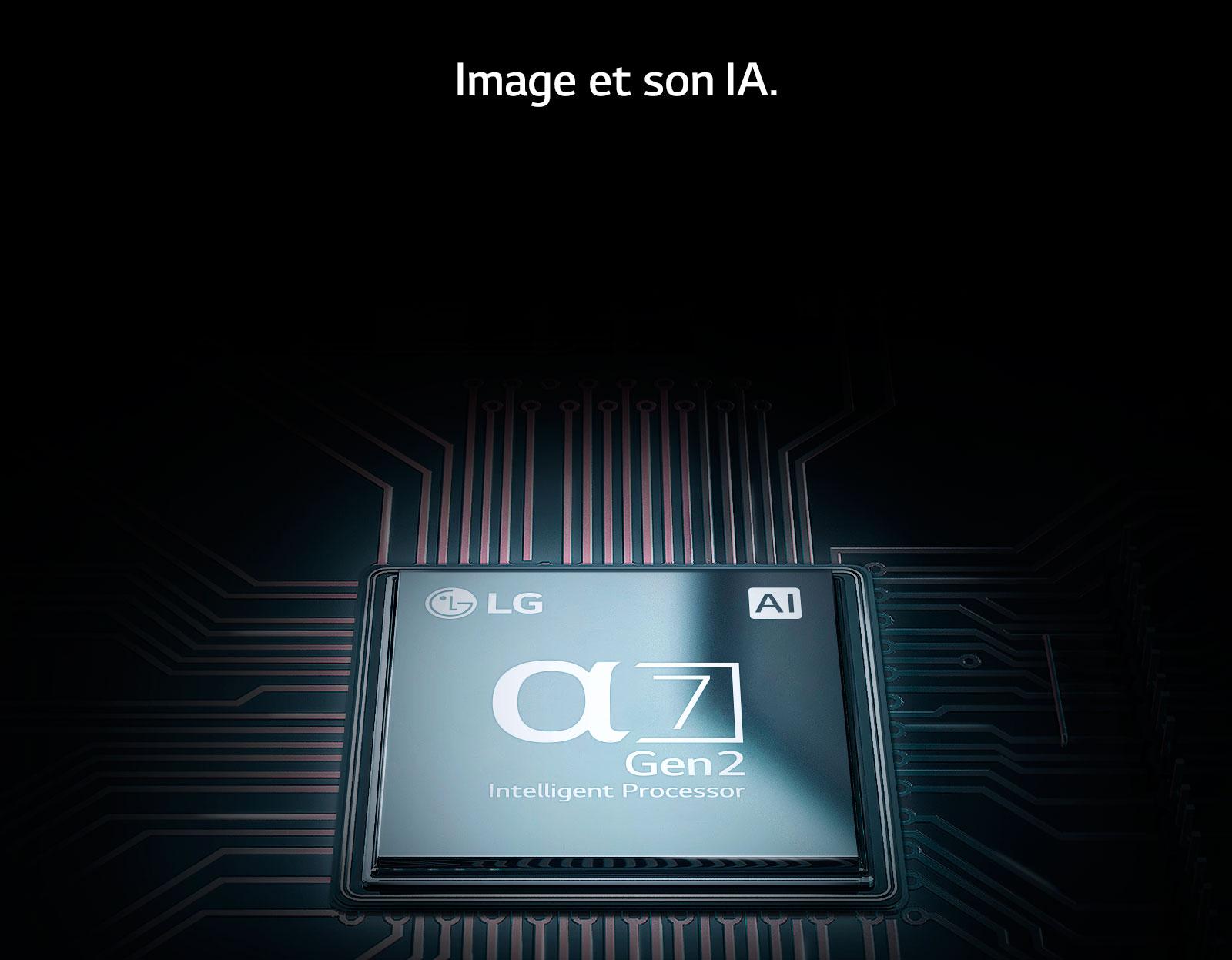 </br></br>Plus de réalisme avec la technologie IA1