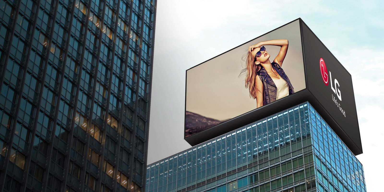 Painel Led Outdoor Lg Brasil