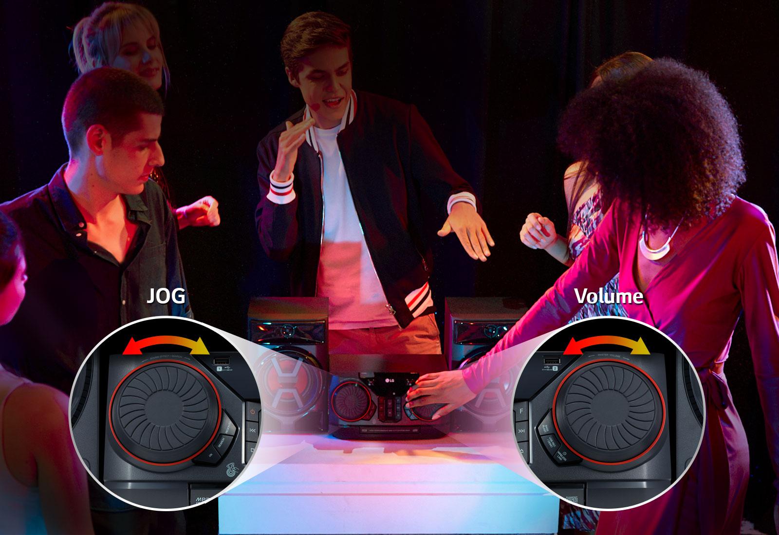 Novo Main Set inspirado nas mesas profissionais de DJ