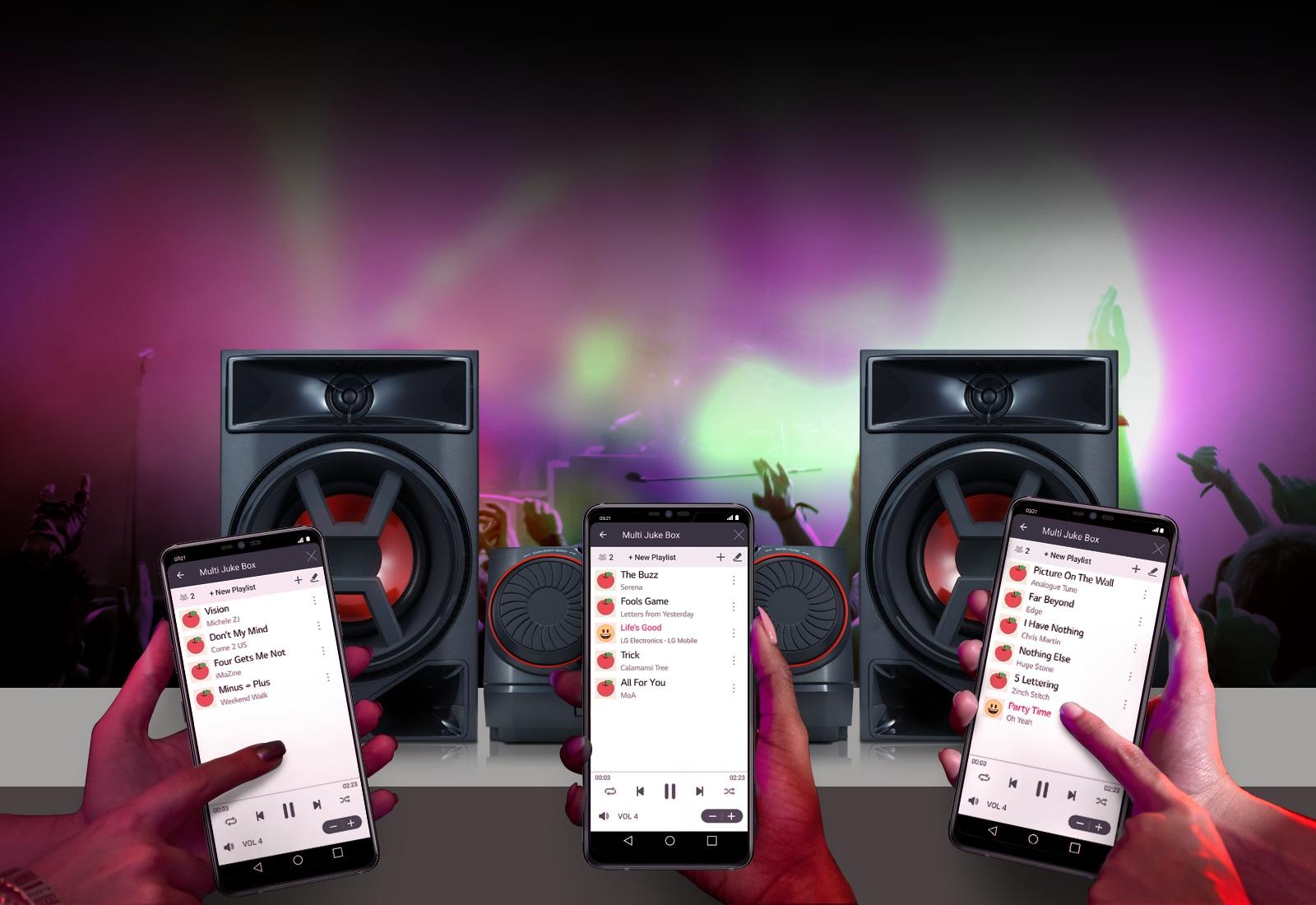 Função Multi Bluetooth, é possível parear até três dispositivos móveis ao mesmo tempo