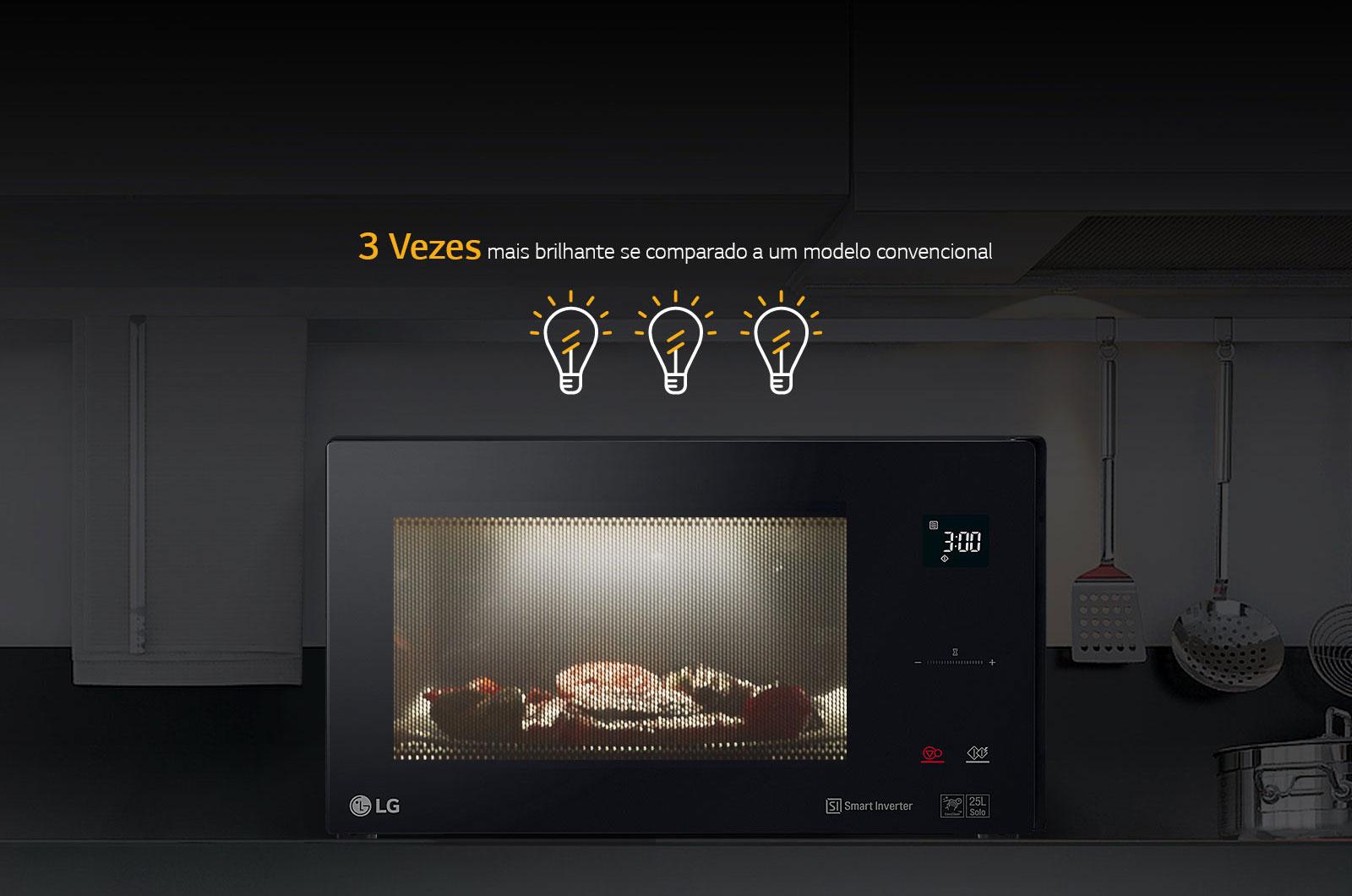 Luz Interior em LED
