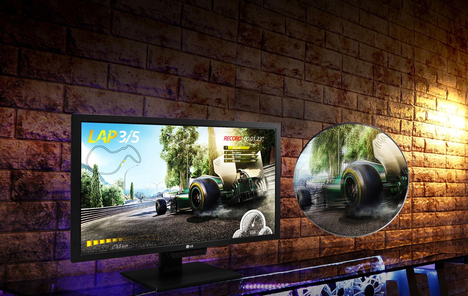 "Monitor Gamer 24"" LG LED Full HD 144Hz e AMD FreeSync | LG"