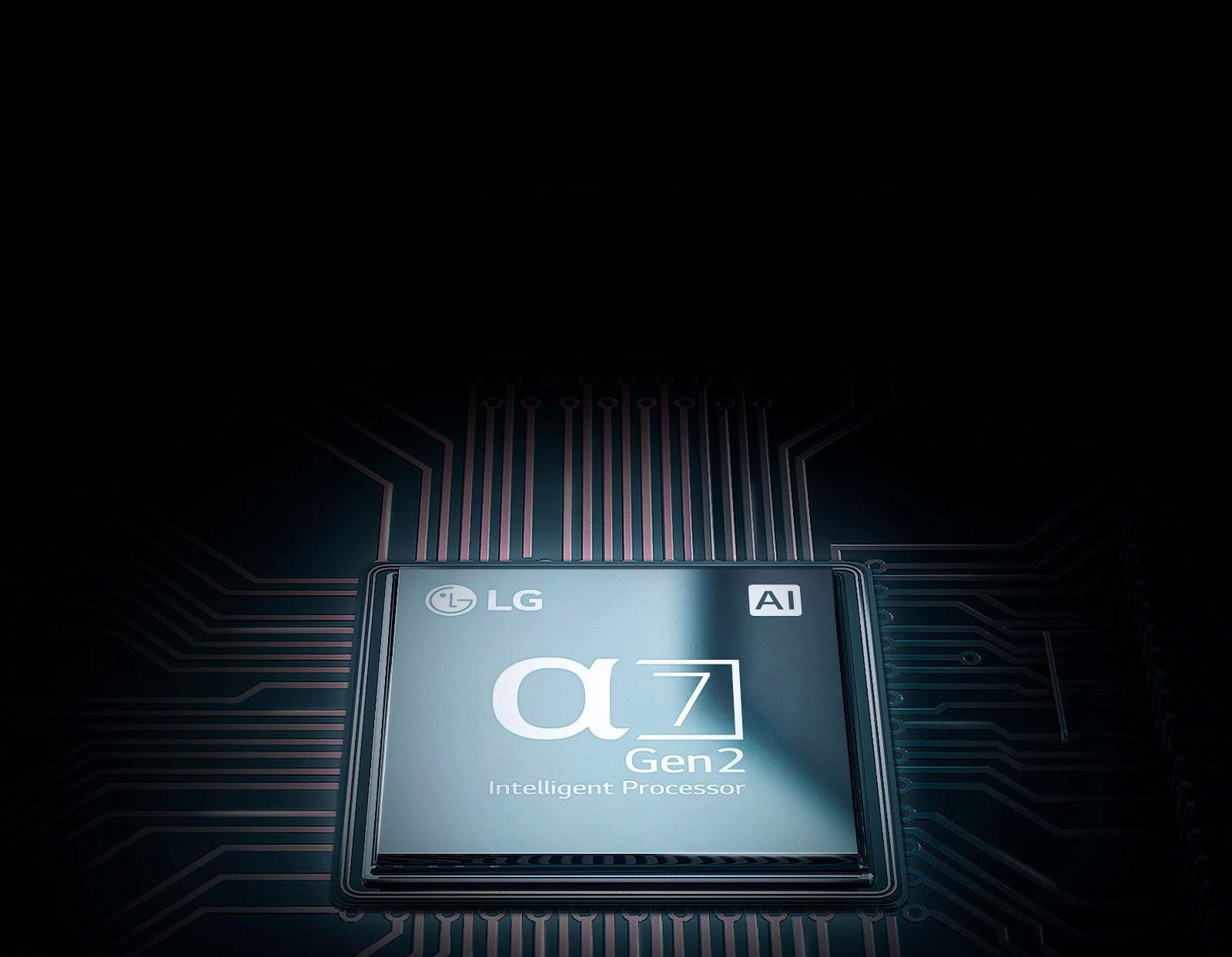 Novo processador α7