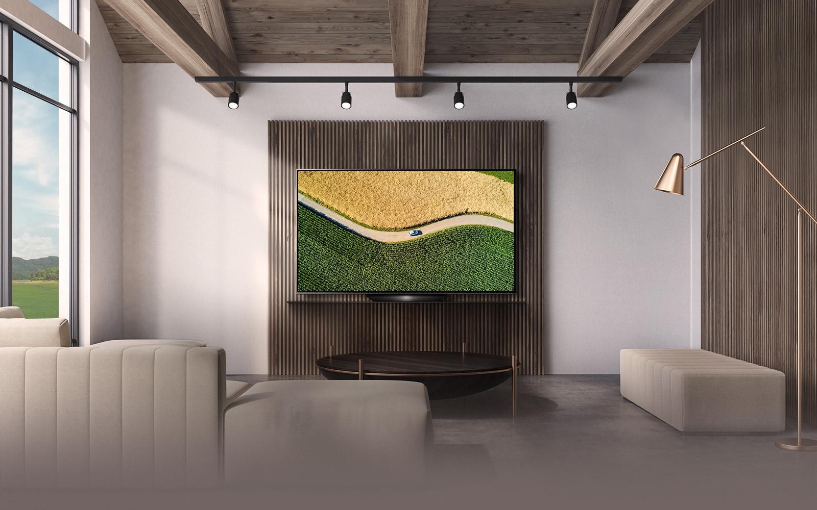 Design minimalista para qualquer ambiente