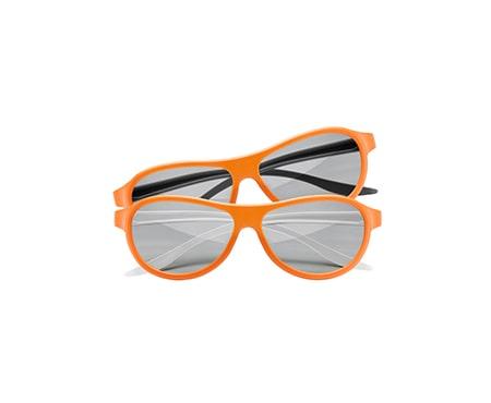 27ab98bb3 LG AG-F310DP · Óculos Passivos 3D Dual Play.